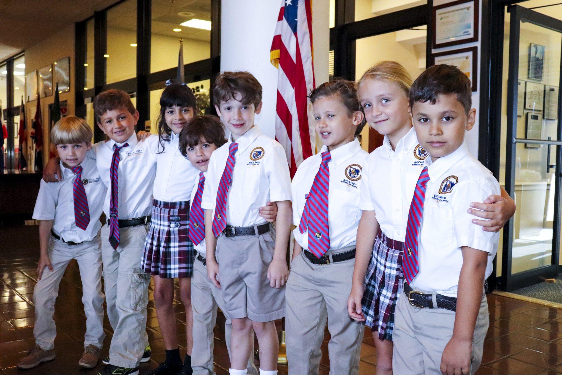 Uniform - Boca Prep International School